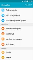 Samsung Galaxy A5 (2016) (A510F) - Internet no telemóvel - Configurar ligação à internet -  6