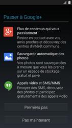 Samsung Galaxy S5 - Premiers pas - Créer un compte - Étape 25