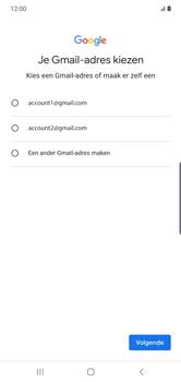 Samsung galaxy-note-10-plus-single-sim-sm-n975f - Applicaties - Account aanmaken - Stap 11