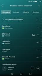 Huawei P9 - Photos, vidéos, musique - Ecouter de la musique - Étape 7