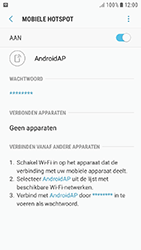 Samsung Galaxy J5 (2017) (SM-J530F) - WiFi - Mobiele hotspot instellen - Stap 13