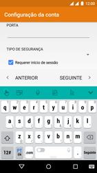 Wiko Rainbow Jam DS - Email - Configurar a conta de Email -  17