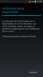 Samsung A500FU Galaxy A5 - Applications - Créer un compte - Étape 9