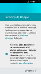 Samsung Galaxy A3 - E-mail - Configurar Gmail - Paso 14