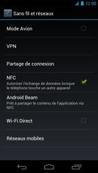 Samsung I9250 Galaxy Nexus - Internet - Activer ou désactiver - Étape 5