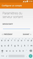 Wiko Rainbow Lite 4G - E-mails - Ajouter ou modifier un compte e-mail - Étape 14
