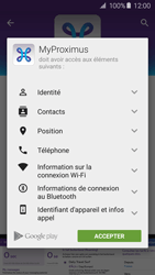 Samsung A3 (2016) - Applications - MyProximus - Étape 9