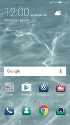 Huawei P10 - Messagerie vocale - Configuration manuelle - Étape 2