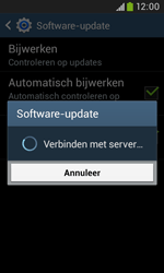 Samsung S7580 Galaxy Trend Plus - Software update - update installeren zonder PC - Stap 9