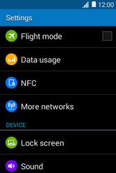 Samsung Galaxy Young 2 - Internet - Manual configuration - Step 4
