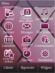 Samsung S7070 Diva - Internet - Navigation sur Internet - Étape 2
