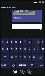 Samsung I8350 Omnia W - MMS - envoi d'images - Étape 10