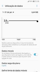 Samsung Galaxy A3 (2017) - Internet no telemóvel - Como configurar ligação à internet -  6