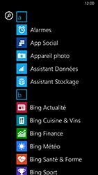 Nokia Lumia 930 - Photos, vidéos, musique - Créer une vidéo - Étape 3