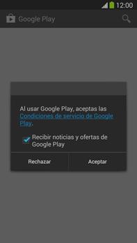 Samsung Galaxy Note 3 - Aplicaciones - Descargar aplicaciones - Paso 4