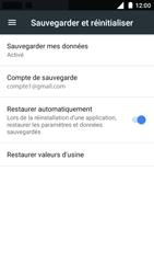 Nokia 5 - Device maintenance - Back up - Étape 12