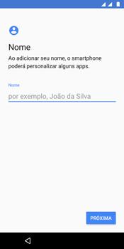 Motorola Moto G6 Play - Primeiros passos - Como ativar seu aparelho - Etapa 13