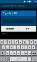 Samsung Galaxy Ace 4 - Internet no telemóvel - Configurar ligação à internet -  13