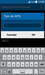 Samsung Galaxy Ace 4 - MMS - Configurar MMS -  13