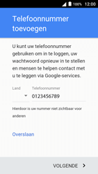 Alcatel OneTouch POP 3 (5) 3G (OT-5015X) - Applicaties - Account aanmaken - Stap 13