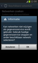 Samsung S7710 Galaxy Xcover 2 - Netwerk - gebruik in het buitenland - Stap 13