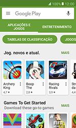 Samsung Galaxy Xcover 3 (G389) - Aplicações - Como pesquisar e instalar aplicações -  7