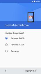 BQ Aquaris U - E-mail - Configurar correo electrónico - Paso 11