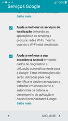 Samsung Galaxy J5 - Primeiros passos - Como ligar o telemóvel pela primeira vez -  11