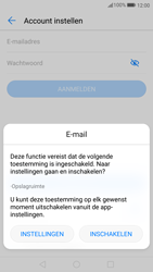 Huawei P10 - E-mail - Account instellen (POP3 met SMTP-verificatie) - Stap 6