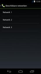 Acer Liquid Jade - Netwerk - Gebruik in het buitenland - Stap 9
