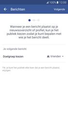 Samsung Galaxy S7 - Privacy - Privacy instellingen van Facebook aanpassen - Stap 10