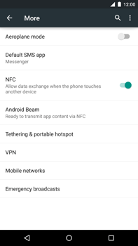 Motorola Nexus 6 - Internet - Manual configuration - Step 7