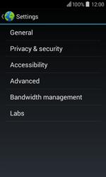 Acer Liquid Z200 - Internet - Manual configuration - Step 24