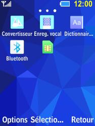 Samsung B550H Xcover 550 - Bluetooth - connexion Bluetooth - Étape 5