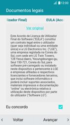 LG K4 - Primeiros passos - Como ligar o telemóvel pela primeira vez -  12