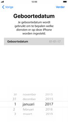 Apple iPhone 7 iOS 11 - Toestel - Toestel activeren - Stap 19
