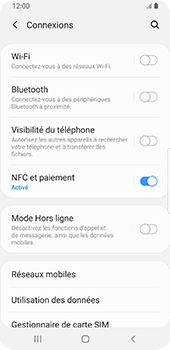 Samsung Galaxy S9 Android Pie - Internet - configuration manuelle - Étape 6