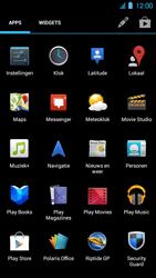 Huawei Ascend P1 LTE - Buitenland - Bellen, sms en internet - Stap 4