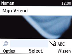 Nokia Asha 201 - MMS - afbeeldingen verzenden - Stap 14