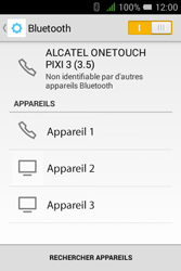 "Alcatel Pixi 3 - 3.5"" - Bluetooth - connexion Bluetooth - Étape 8"