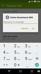 Acer Liquid Z530 - SMS - Configuration manuelle - Étape 9
