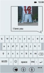 HTC C110e Radar - MMS - Sending a picture message - Step 7