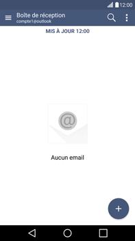LG G4 - E-mails - Ajouter ou modifier votre compte Outlook - Étape 11
