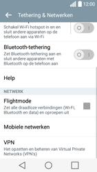LG H320 Leon 3G - Netwerk - Handmatig netwerk selecteren - Stap 8