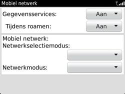 BlackBerry 9360 Curve - Internet - handmatig instellen - Stap 6