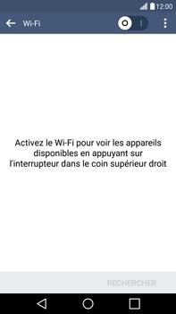 LG G4 - Internet et connexion - Accéder au réseau Wi-Fi - Étape 5