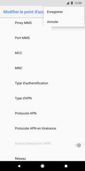 Google Pixel 2 XL - Internet - Configuration manuelle - Étape 16