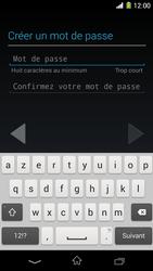 Sony Xpéria Z1 - Premiers pas - Créer un compte - Étape 13