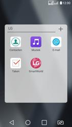 LG K4 (2017) (LG-M160) - Contacten en data - Contacten overzetten via Bluetooth - Stap 4