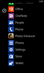 HTC Windows Phone 8S - Bluetooth - Pair with another device - Step 3